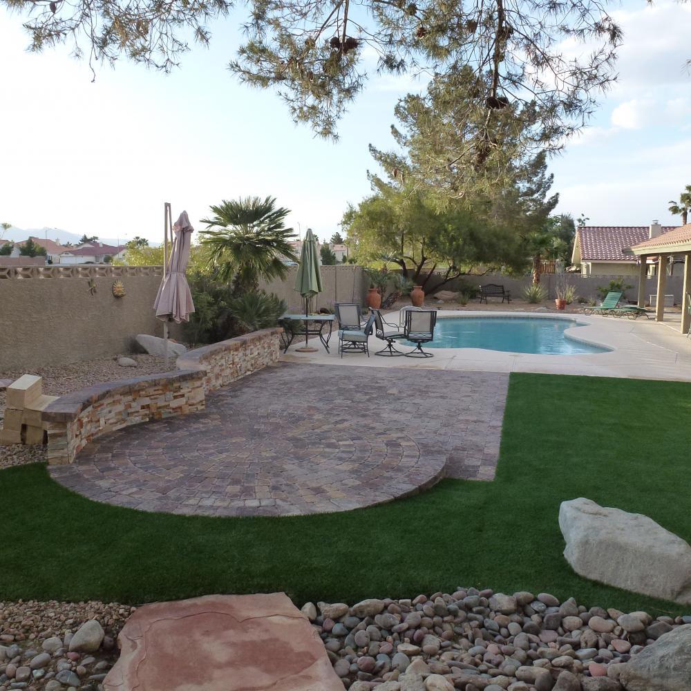 Landscape Design Las Vegas Nevada